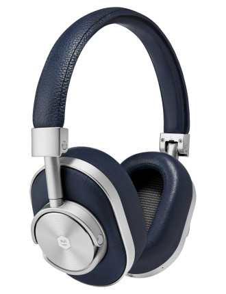 MW60 WIRELESS OVER-EAR HEADPHONE NAVY/SILVER