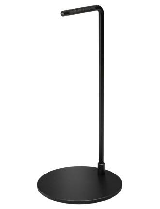 MP1000 HEADPHONE STAND BLACK