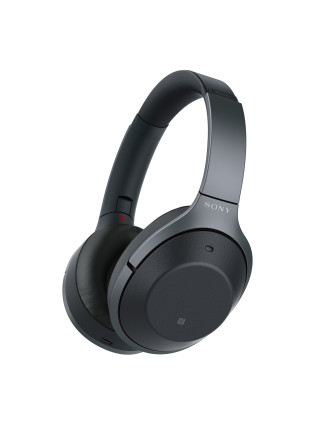 HI RES AUDIO BT NOISE CANCELLING HEADPHONES BLK WH1000XM2B