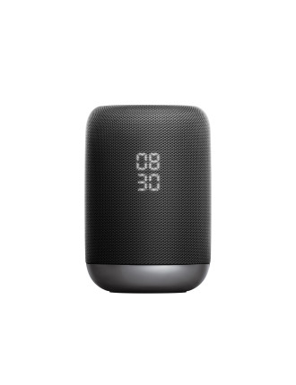 GOOGLE ASSISTANT SMART SPEAKER BLACK LFS50GB