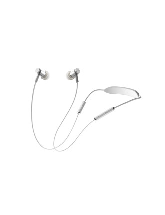 FORZA METALLO WIRELESS EARPHONES SILVER