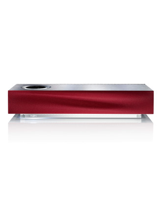 Naim Mu-so grill Red