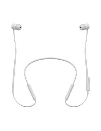 BEATSX EARPHONES - MATTE SILVER