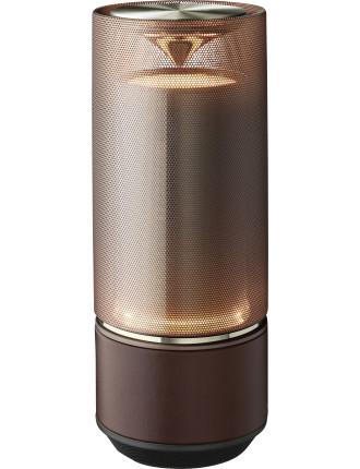 Portable Relit Bluetooth Aux BRONZE