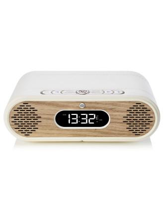 VQ Rosie-Lee DAB+ Digital Radio Cream & Real Oak