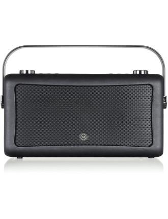 VQ Hepburn MKII DAB+ Digital Radio Black
