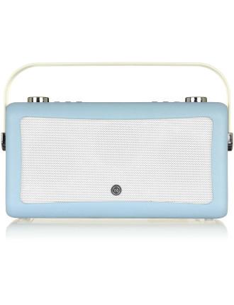 VQ Hepburn MKII DAB+ Digital Radio Blue