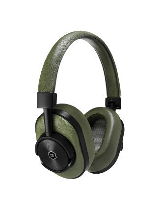 MW60 WIRELESS OVER EAR HEADPHONE BLACK/OLIVE