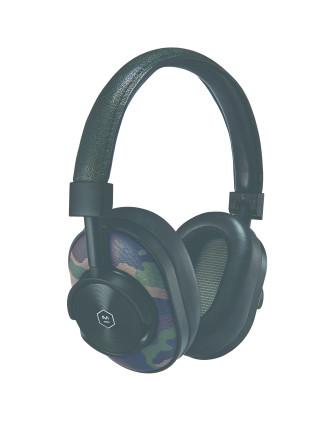 MW60 WIRELESS OVER EAR HEADPHONE BLACK/CAMO