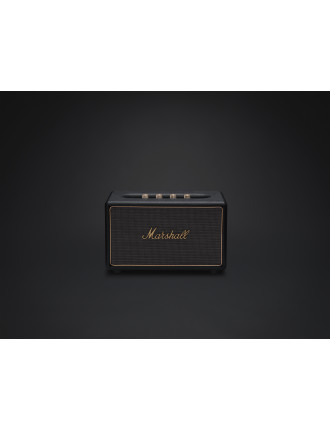 MARSHALL ACTON ACTIVE WIFI SPEAKER BLACK
