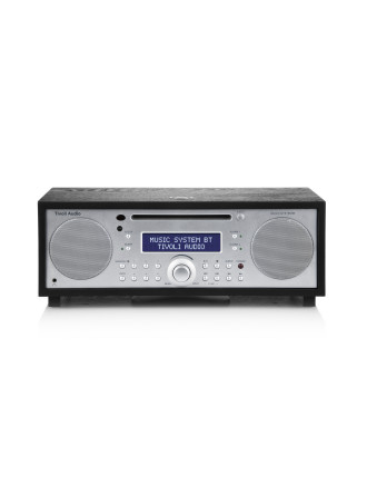 MUSIC SYSTEM+ BLUETOOTH CD/FM/DAB+ SYSTEM BLACK ASH