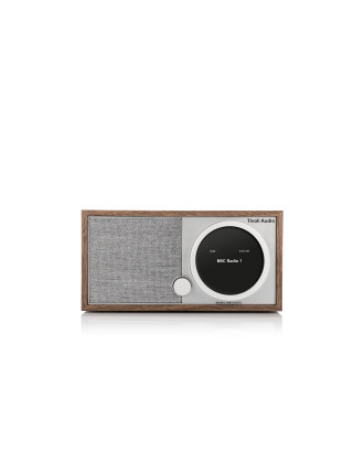 ART SERIES MODEL ONE DIGITAL DAB+ FM RADIO WALNUT