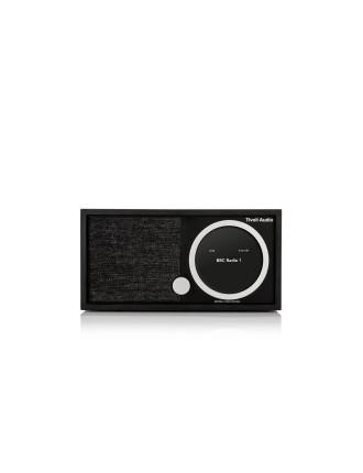 ART SERIES MODEL ONE DIGITAL DAB+ FM RADIO BLACK