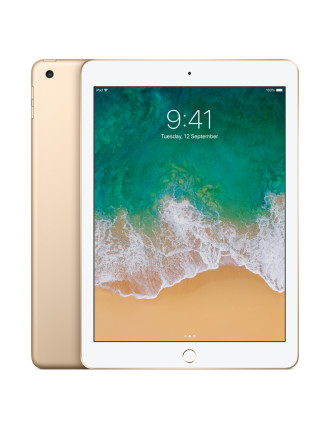 IPAD (5TH GEN) WI-FI 128GB GOLD