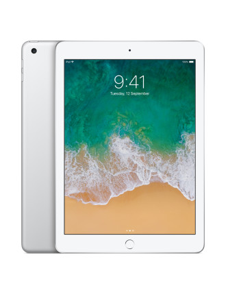 IPAD (5TH GEN) WI-FI 128GB SILVER