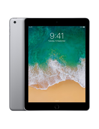 IPAD (5TH GEN) WI-FI 128GB SPACE GREY