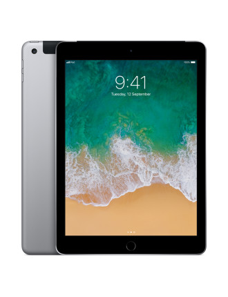 IPAD (5TH GEN) WI-FI CELLULAR 128GB SPACE GREY