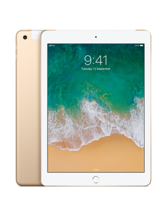 IPAD (5TH GEN) WI-FI CELLULAR 32GB GOLD