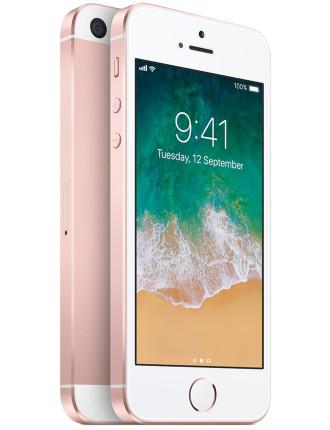 IPHONE SE 32GB ROSE GOLD MP852X/A