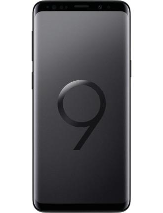 SAMSUNG GALAXY S9 256GB BLACK