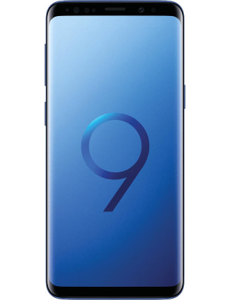 SAMSUNG GALAXY S9+ 64GB BLUE