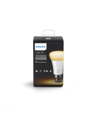 Philips Hue White Ambience Bulb Bayonet