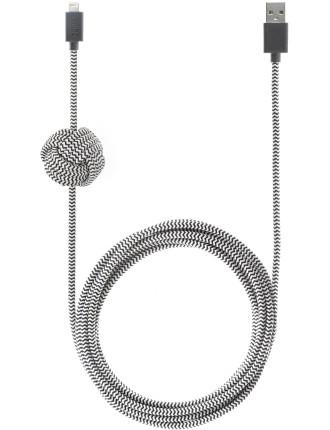 NATIVE UNION Night Cable Lightning 3m