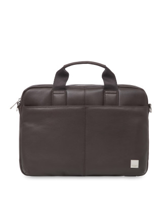 Knomo London Brompton Classic Stanford Laptop Carrier 13'