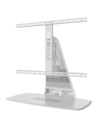 Swiveling TV Base fits TVs 32-60' White