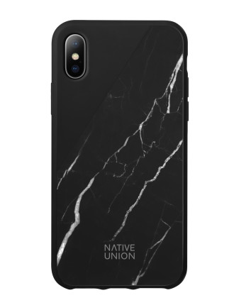 CLIC MARBLE SLIM CASE FOR IPHONE X