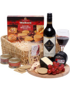 Wine, Cheese & Pate- UK Delivery $94.00