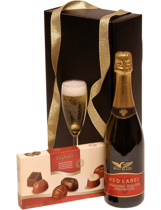 Bubbly & Chocs- UK Delivery