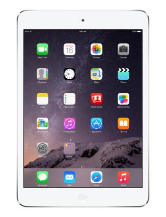 iPad mini Wi-Fi + Cellular 16GB Silver
