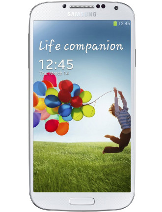 GALAXY S 4 Unlocked Smartphone White