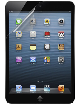 iPad Mini ScreenGuard Overlay HD