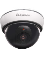 SWANN Imitation Dome Camera WHITE $24.95