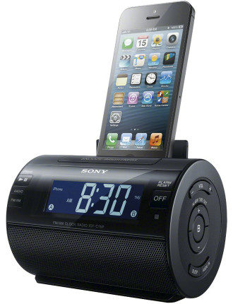 Clock Radio Dock ICFC11iP