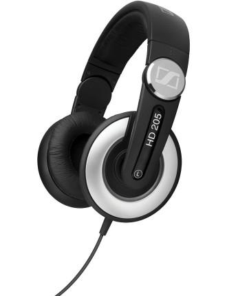 DJ Over-Ear Headphones HD205ii