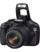 EOS 1100D SLR Camera Twin Lens Kit Black $648.00