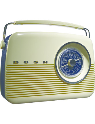 Bush TR82 Retro DAB+ Radio