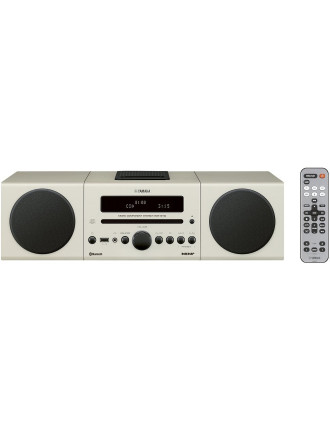 Yamaha Micro System Mcr-B142 White