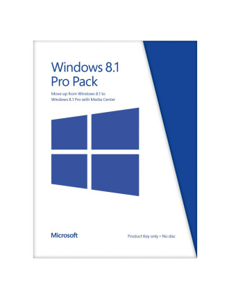 Windows 8.1 Pro Pack Product