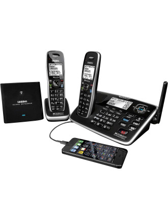 Uniden Xdect8155+1 Cless Phone