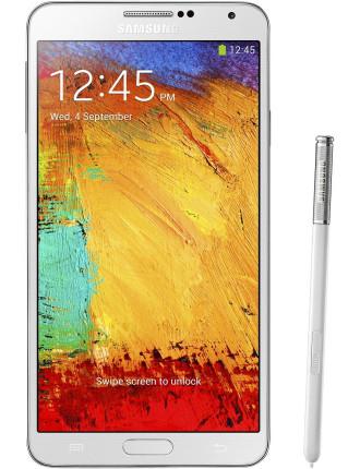 Galaxy Note 3 White Unlocked