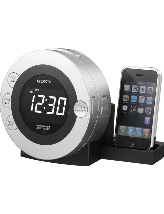 ICFCD3IP Clock Radio Speaker Dock