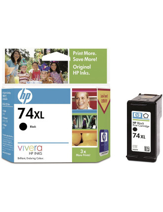 D3360 Black Ink Hp74xl
