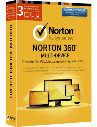 Norton 360 Multi Device 3 User