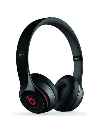 Solo 2 On-Ear Black