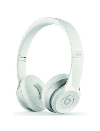 Solo 2 On-Ear White