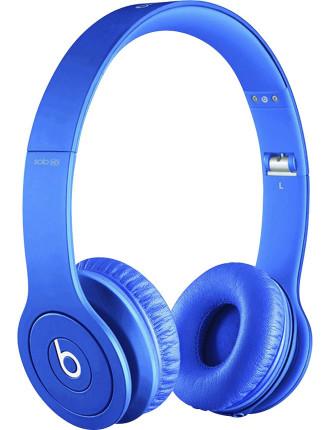 Solo Hd On-Ear - Blue